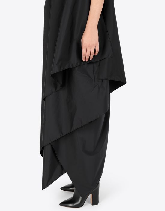 MAISON MARGIELA Nylon popeline maxi sports dress 3/4 length dress [*** pickupInStoreShipping_info ***] b