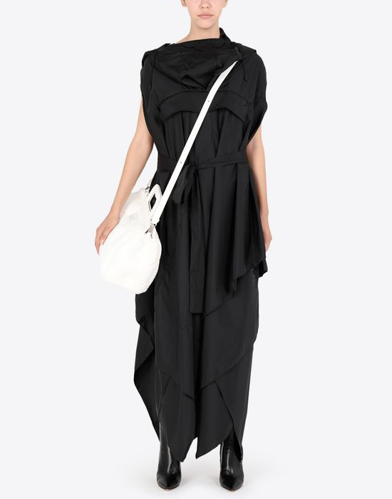 MAISON MARGIELA Nylon popeline maxi sports dress 3/4 length dress [*** pickupInStoreShipping_info ***] d