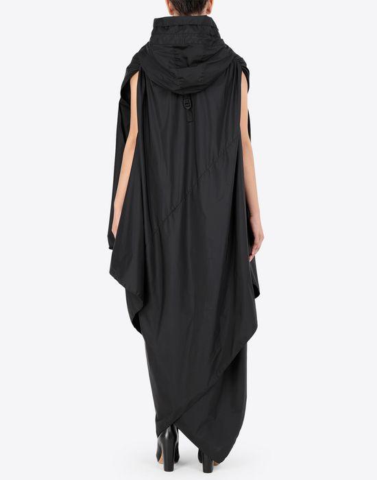 MAISON MARGIELA Nylon popeline maxi sports dress 3/4 length dress [*** pickupInStoreShipping_info ***] e