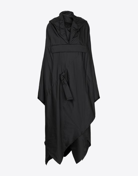 MAISON MARGIELA Nylon popeline maxi sports dress 3/4 length dress [*** pickupInStoreShipping_info ***] f