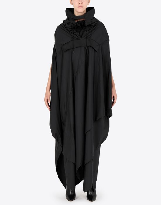 MAISON MARGIELA Nylon popeline maxi sports dress 3/4 length dress [*** pickupInStoreShipping_info ***] r