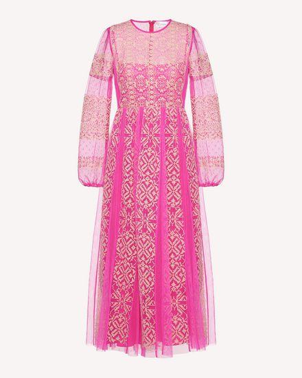 REDValentino Dress Woman QR0VA10E43L MEC a