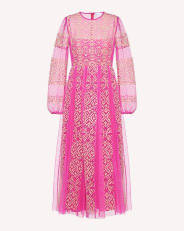 REDValentino QR0VA10E43L MEC Dress Woman a