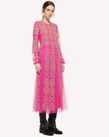REDValentino QR0VA10E43L MEC Dress Woman d