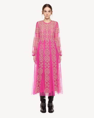 REDValentino QR0VA10E43L MEC Dress Woman f