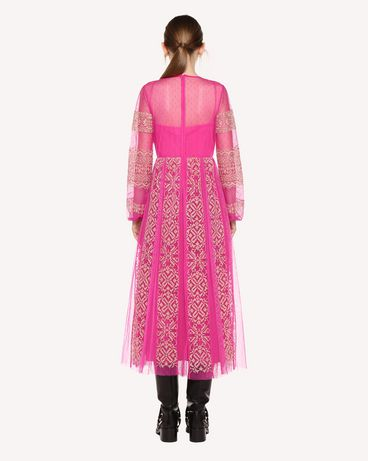 REDValentino QR0VA10E43L MEC Dress Woman r