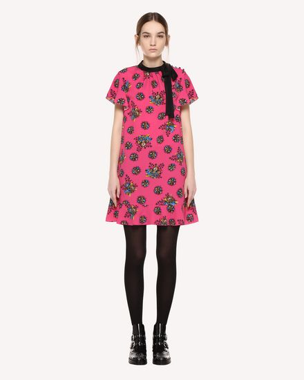REDValentino Dress Woman QR0VA825437 FA9 f