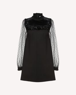 REDValentino Dress Woman QR3VA09Y3UF 0NO a