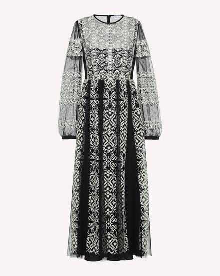 REDValentino Dress Woman QR0VA10E43L 0NA a