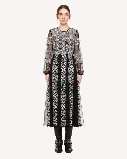 REDValentino Dress Woman QR0VA10E43L 0NA f