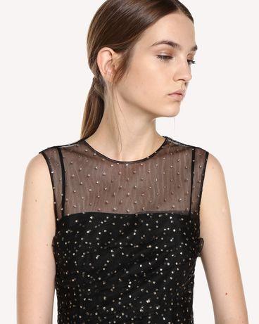REDValentino QR0VA7Y042H 0NO Dress Woman e