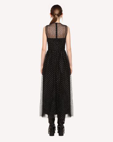 REDValentino QR0VA7Y042H 0NO Dress Woman r