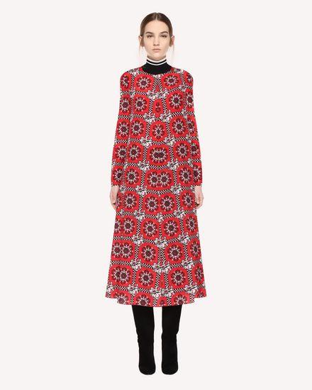 REDValentino Dress Woman QR0VA85541W IA7 f