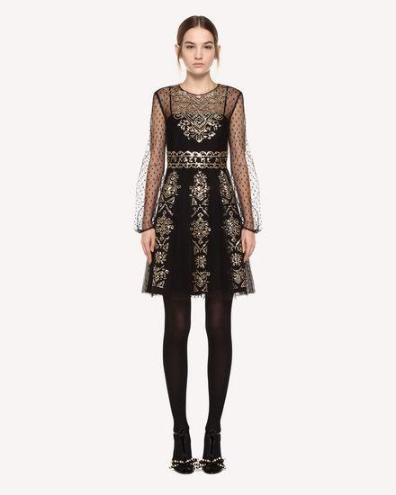 REDValentino Dress Woman QR0VA8601GK 0NO f