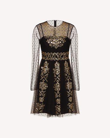 REDValentino QR0VA8601GK 0NO Dress Woman a