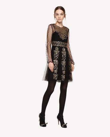 REDValentino QR0VA8601GK 0NO Dress Woman d