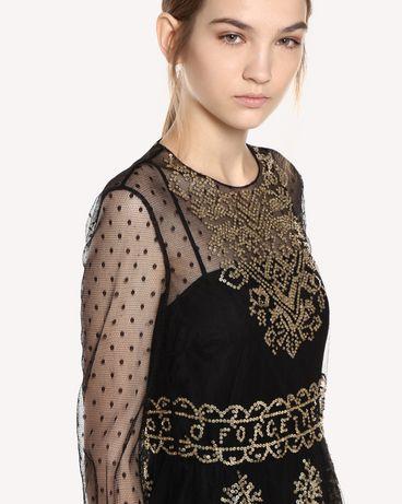 REDValentino QR0VA8601GK 0NO Dress Woman e
