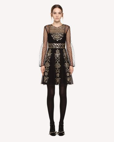 REDValentino QR0VA8601GK 0NO Dress Woman f