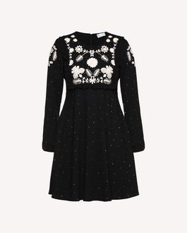 REDValentino Dress Woman QR3VA09T3U7 0NO a