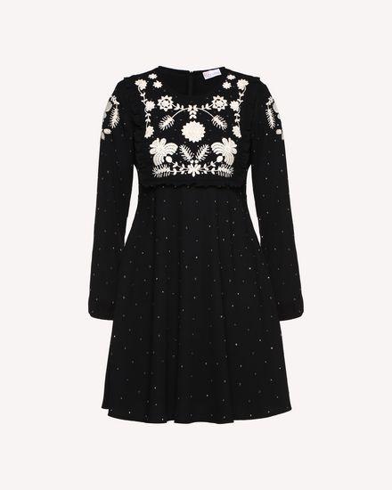 REDValentino Dress Woman QR0VA10N43W 0NA a