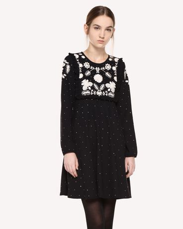 REDValentino QR0VA10N43W 0NA Dress Woman d