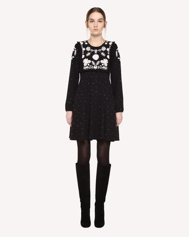 REDValentino QR0VA10N43W 0NA Dress Woman f