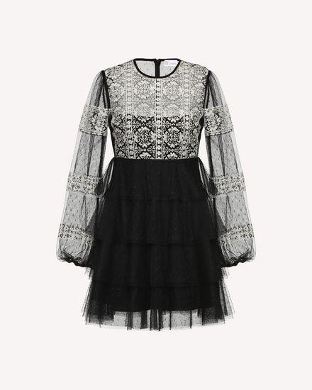 REDValentino Dress Woman QR0VA10F43L 0NA a
