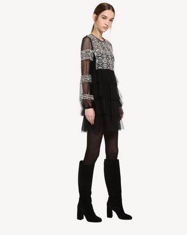 REDValentino QR0VA10F43L 0NA Dress Woman d