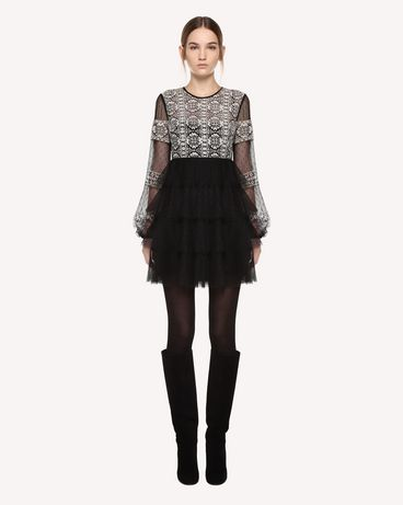 REDValentino QR0VA10F43L 0NA Dress Woman f