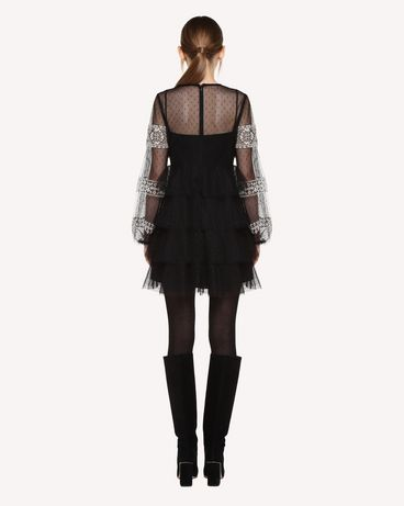 REDValentino QR0VA10F43L 0NA Dress Woman r