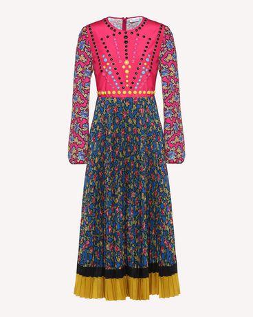 REDValentino QR0VA7Q042V AR8 Dress Woman a