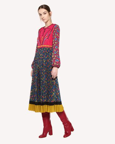REDValentino QR0VA7Q042V AR8 Dress Woman d