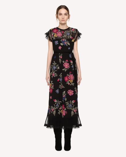 REDValentino Dress Woman QR0VA10M43V 0NO f