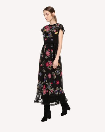 REDValentino QR0VA10M43V 0NO Dress Woman d