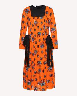 REDValentino Dress Woman QR0VA7P042U 0NO a