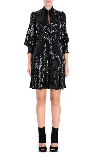 JUST CAVALLI Dress [*** pickupInStoreShipping_info ***] Mini dress with sequins f