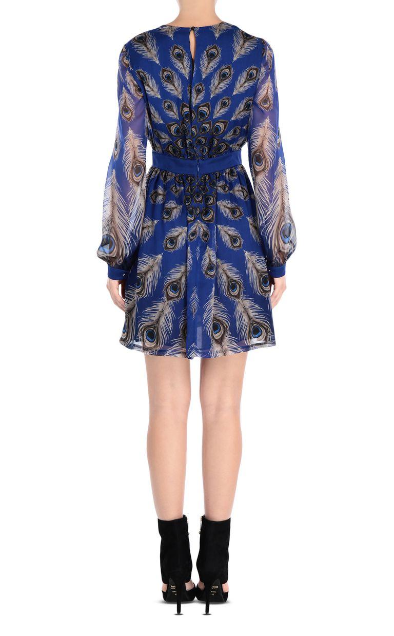 JUST CAVALLI Eye Of The Peacock mini dress Dress [*** pickupInStoreShipping_info ***] d