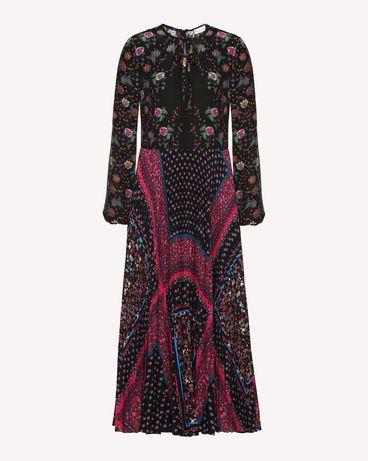 REDValentino QR0VA7R247U 0NO Dress Woman a