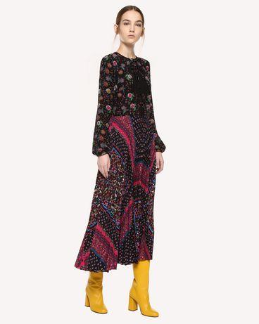 REDValentino QR0VA7R247U 0NO Dress Woman d