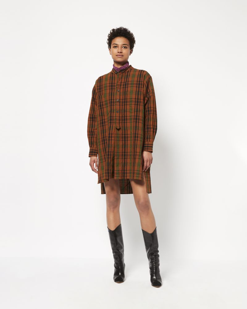ZIGGY shirt dress ISABEL MARANT