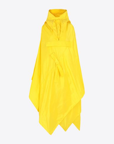 MAISON MARGIELA Long dress Woman Silk taffeta maxi sports dress  f