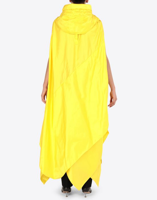 MAISON MARGIELA Silk taffeta maxi sports dress  Long dress [*** pickupInStoreShipping_info ***] e