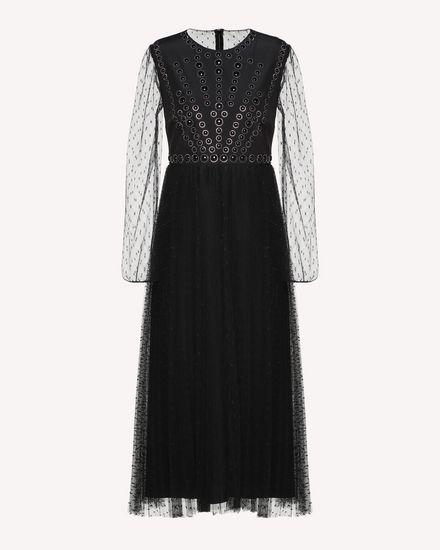 REDValentino Dress Woman QR0VA7Q342W 0NO a