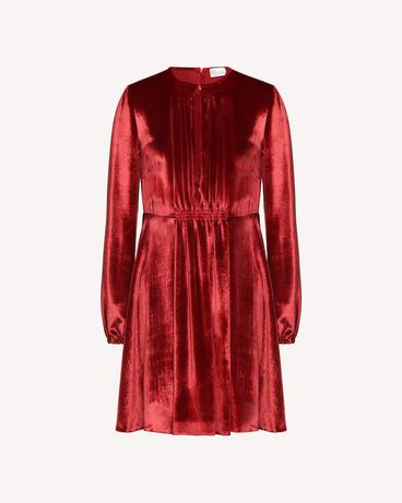 REDValentino QR0VA7N542A 509 连衣裙 女士 a