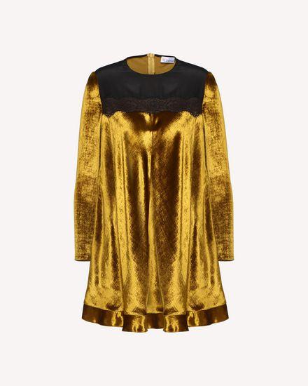 REDValentino Dress Woman QR0VA845439 G74 a