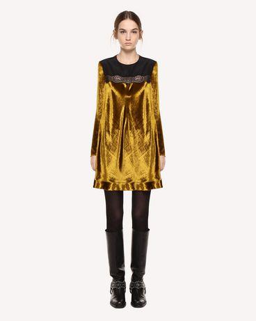 REDValentino QR0VA845439 G74 连衣裙 女士 f