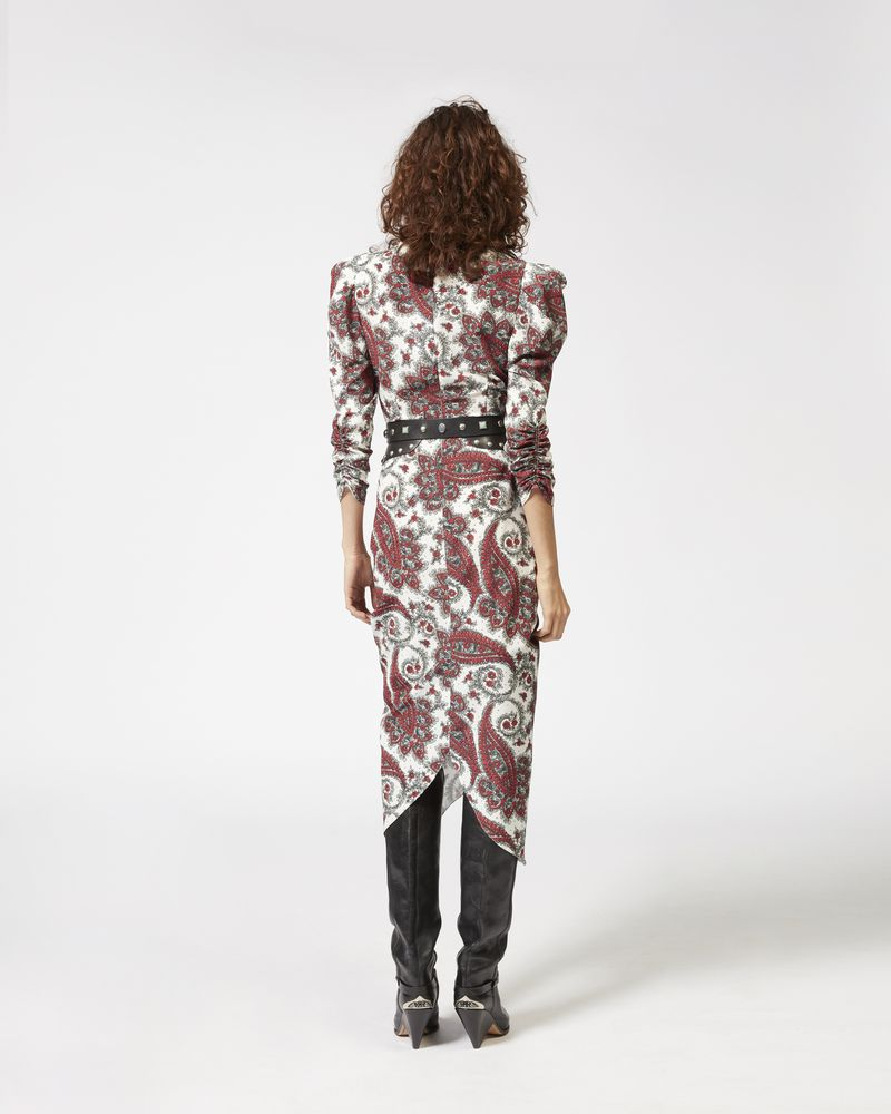 TIZY printed dress ISABEL MARANT