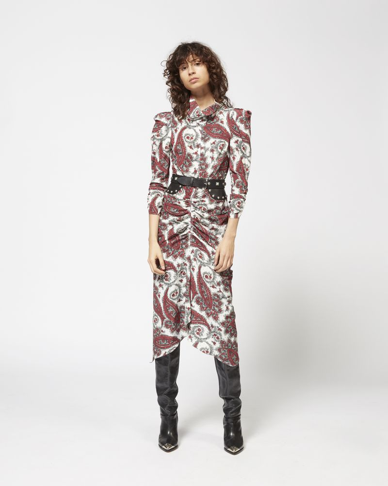 874f0ad5360 Isabel Marant MIDI DRESS Women | Official Online Store