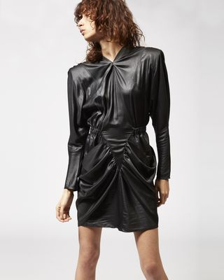 ISABEL MARANT SHORT DRESS Woman SOYA dress r