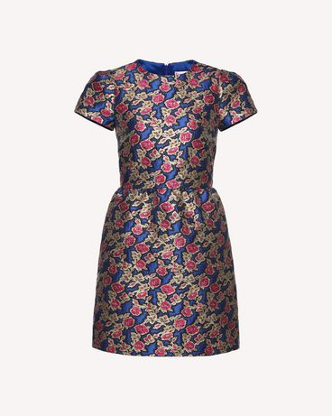 REDValentino QR0VA87041S AR8 Dress Woman a